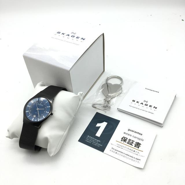 ジェイコブ偽物 時計 激安市場ブランド館 | SKAGEN - 美品 スカーゲン SKAGEN T233XLTMN 腕時計 メンズ アナログの通販 by トリクル|スカーゲンならラクマ