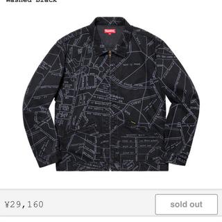 シュプリーム(Supreme)のsupreme gonz map work jacket(その他)