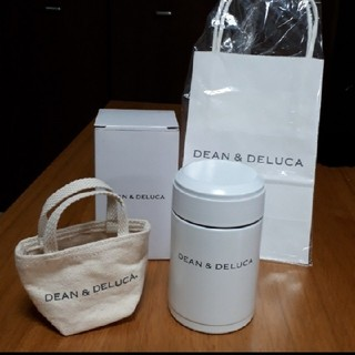 ディーンアンドデルーカ(DEAN & DELUCA)のDEEN&DELUCA 三点セット+紙袋おまけ(弁当用品)