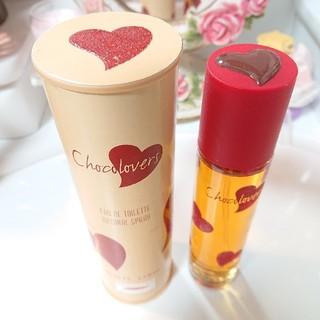 アクオリナ(AQUOLINA)のアクオリナ チョコラバーズ チョコの香り 50ml(香水(女性用))