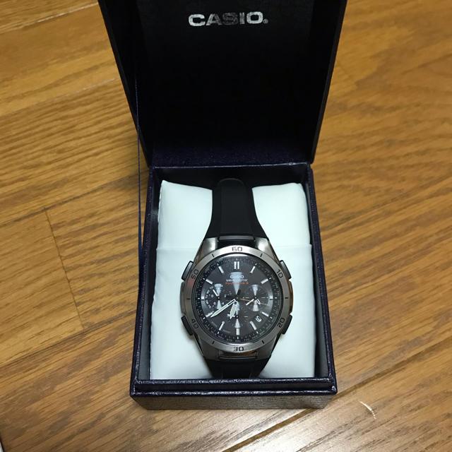 CASIO - カシオ CASIO 電波時計の通販 by 重井's shop|カシオならラクマ