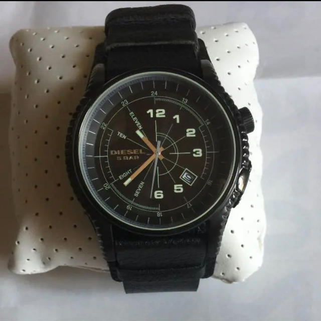 DIESEL - DIESEL 5BAR 新品 メンズ 腕時計 未使用品 美品の通販 by ゴン太's shop|ディーゼルならラクマ