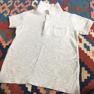 ムジルシリョウヒン(MUJI (無印良品))の無印 ポロシャツ 120cm(その他)