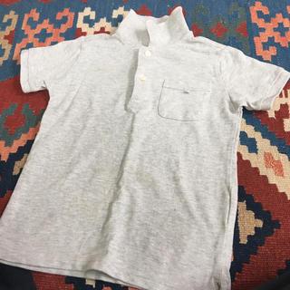 ムジルシリョウヒン(MUJI (無印良品))の無印 ポロシャツ130cm (その他)