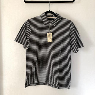 ムジルシリョウヒン(MUJI (無印良品))の無印 ムラ糸 ポロシャツ S(ポロシャツ)