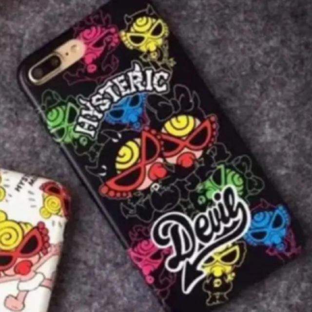 ヒスミニ iphoneケース  カバー☆ブラック 大人気の通販 by ひびいつ's shop|ラクマ