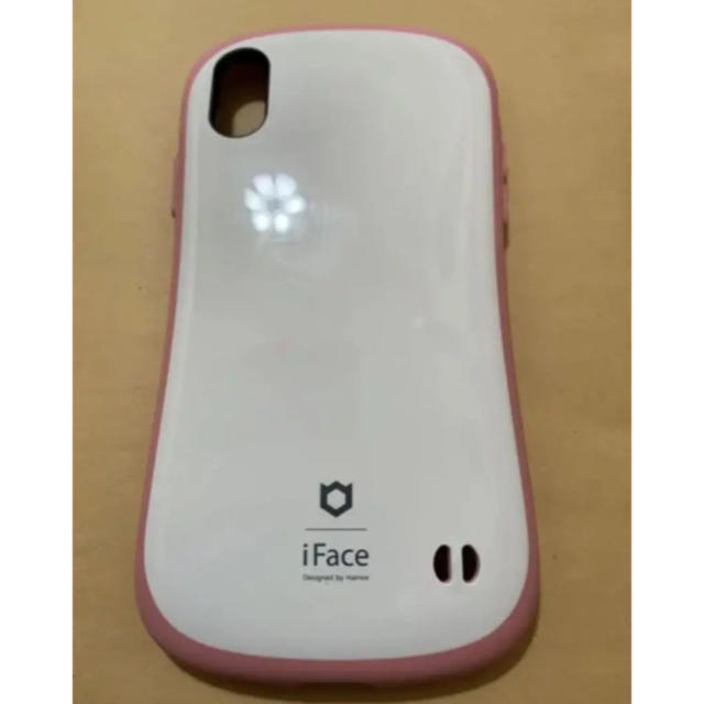 アイホン発売日 - iPhone XR iFace パステル ピンクの通販 by りい's shop|ラクマ