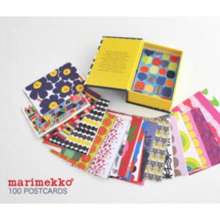 マリメッコ(marimekko)のマリメッコ ポストカード 50種類 50枚 新品未使用(その他)