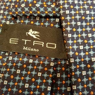 エトロ(ETRO)のETRO ミラノ 高級シルクネクタイ‼️(ネクタイ)