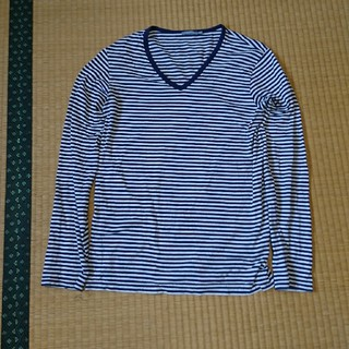サンスペル(SUNSPEL)のサンスペル ボーダー カットソー(Tシャツ/カットソー(七分/長袖))