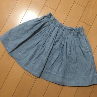 シップス(SHIPS)のships 夏物スカート 130(スカート)