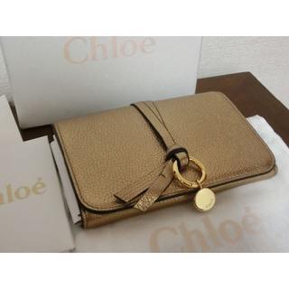 super popular 1d926 f1e75 Chloe - クロエ chloe ミニウォレットの通販 by ごま's shop ...
