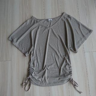 ザジ(ZAZIE)のZAZIE スタイリッシュなトップス(Tシャツ(半袖/袖なし))