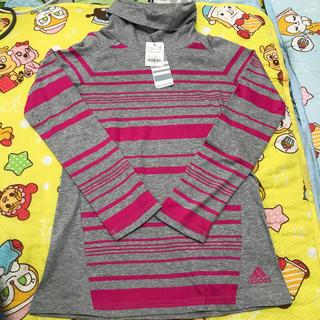 アディダス(adidas)のアディダス タートルネックロンT(Tシャツ(長袖/七分))