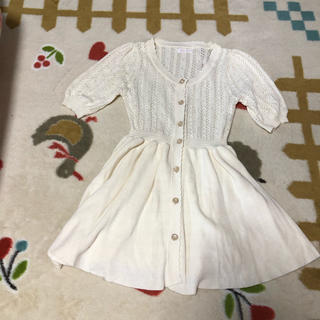 リズリサ(LIZ LISA)の⭐︎美品⭐︎カーディガン ドレス  ワンピース(カーディガン)