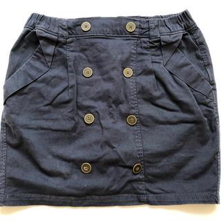 ザラ(ZARA)のZARA ザラ ZARA trf シンプル スカート ミニスカート(ミニスカート)