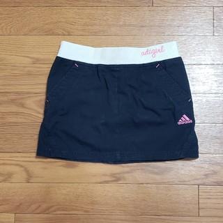 adidas - アディダス女児スカート 140センチ
