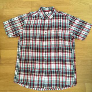 ユニクロ(UNIQLO)のUNIQLO メンズ半袖シャツ(シャツ)