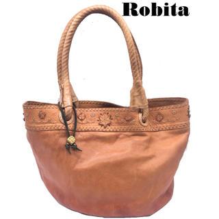 e52604a4998d ロビタ(robita)のRobita レザートートバッグ(トートバッグ)