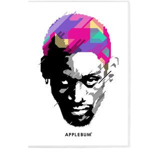 """アップルバム(APPLEBUM)のWORM MULTI COLOR"""" A1 Poster ポスター(ポスター)"""