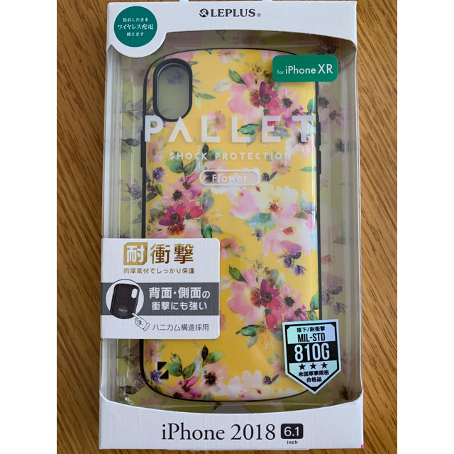 iPhone  XR スマートフォンケース 新品未開封 レプラス製の通販 by SN's shop|ラクマ