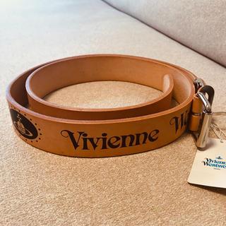 ヴィヴィアンウエストウッド(Vivienne Westwood)の【新品】Vivienne Westwood レザー ベルト(ベルト)