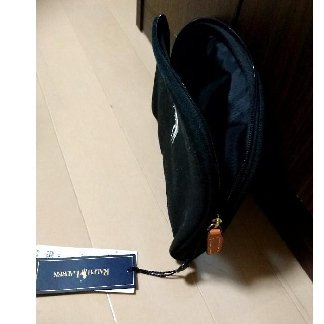 Ralph Lauren(ラルフローレン)のラルフローレン ポーチ 【新品】 レディースのファッション小物(ポーチ)の商品写真