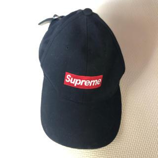 シュプリーム(Supreme)のsupremeキャップ(キャップ)