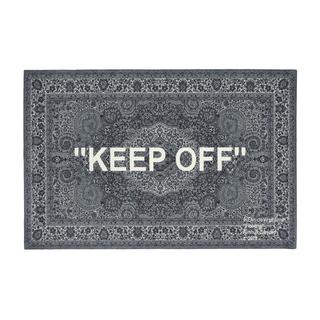"""イケア(IKEA)のIKEA × Virgil Abloh """"KEEP OFF""""  ラグ(ラグ)"""