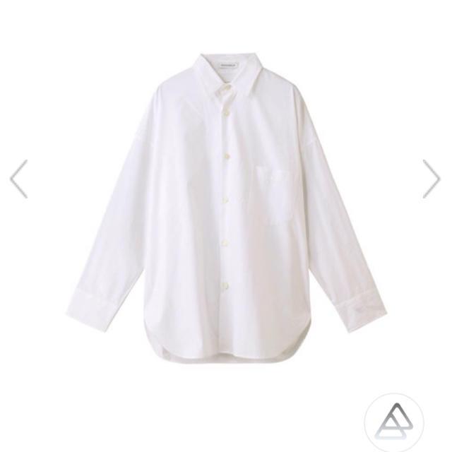 MADISONBLUE(マディソンブルー)のMADISON BLUE  ロングスリーブシャツ  00 レディースのトップス(シャツ/ブラウス(長袖/七分))の商品写真