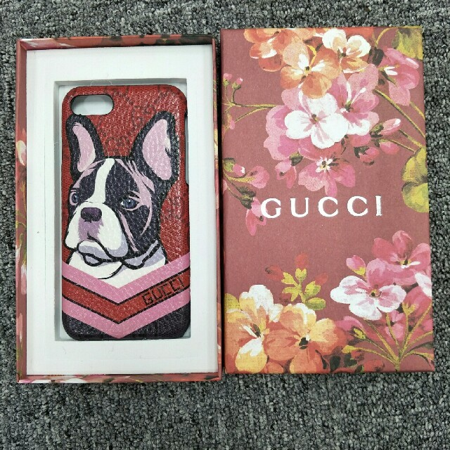トリーバーチ iphonex ケース 革製 - Gucci - GUCCIグッチ Iphoneケース  正規品の通販 by britishrhapsody's shop|グッチならラクマ