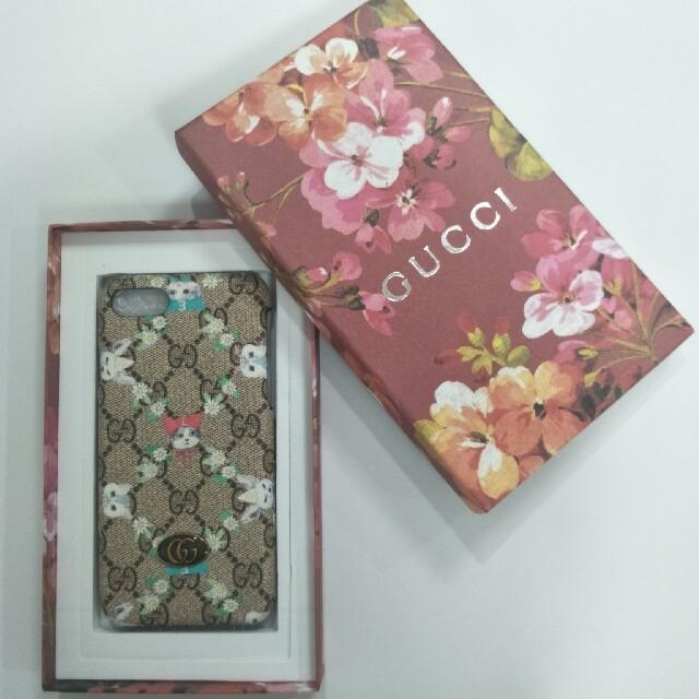 Gucci - 大人気GUCCIグッチ Iphoneケース   の通販 by britishrhapsody's shop|グッチならラクマ