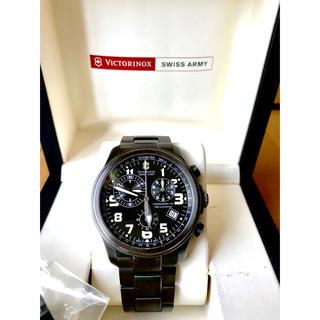 ビクトリノックス(VICTORINOX)のVICTORINOXビクトリノックス腕時計SWISSARMYスイスアーミークロノ(腕時計(アナログ))