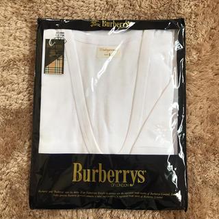バーバリー(BURBERRY)のバーバリー  Burberry  半袖 下着 Lサイズ(その他)