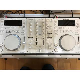 パイオニア(Pioneer)のCDJ350セット Pioneer(CDJ)