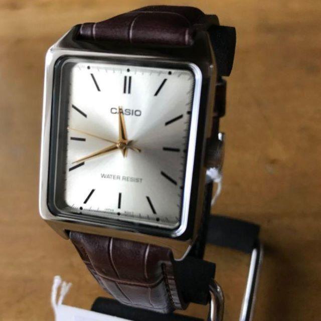 CASIO - 【新品】カシオ CASIO クオーツ メンズ 腕時計 MTP-V007L-9Eの通販 by 遊☆時間's shop|カシオならラクマ