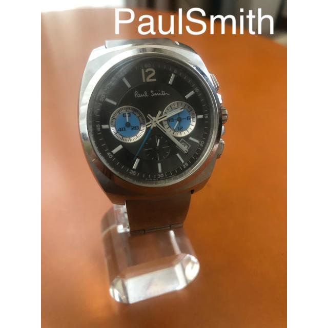 ロレックス 時計 コピー 見分け | Paul Smith - Paul Smith  メンズ ファイナルアイズ クロノグラフ 稼働中 美品の通販 by RyuRyu's shop|ポールスミスならラクマ