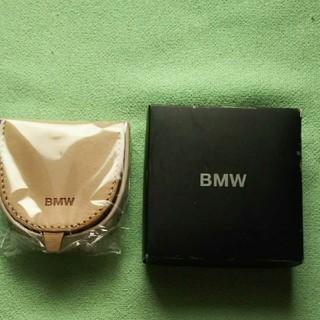 ビーエムダブリュー(BMW)の新品未使用品のBMWの小銭入れです。(コインケース/小銭入れ)