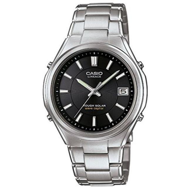 CASIO - CASIO 腕時計 リニエージ 電波ソーラー  メの通販 by momo|カシオならラクマ