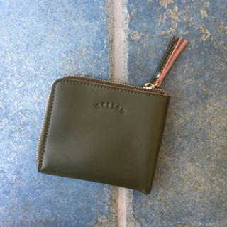 ビューティアンドユースユナイテッドアローズ(BEAUTY&YOUTH UNITED ARROWS)のアースメイド 二つ折り財布(財布)