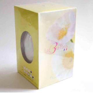 シリコンブラ ブラパリ LaBra Paris Bサイズ ホワイト 正規品 新品(ヌーブラ)
