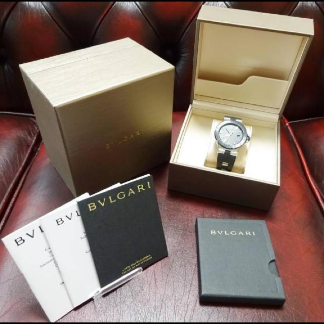 ショパール偽物 時計 専門店評判 / BVLGARI - 新品同様! 新型モデル 定価70万円 BVLGARI ブルガリ ディアゴノ腕時計の通販 by 質屋ブランド|ブルガリならラクマ