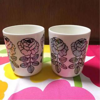 マリメッコ(marimekko)のマリメッコ 日本限定 ヴィヒキルース マグカップ(グラス/カップ)