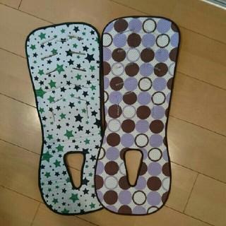 アップリカ チャイルドシート・ベビーカーマット (自動車用チャイルドシートカバー)