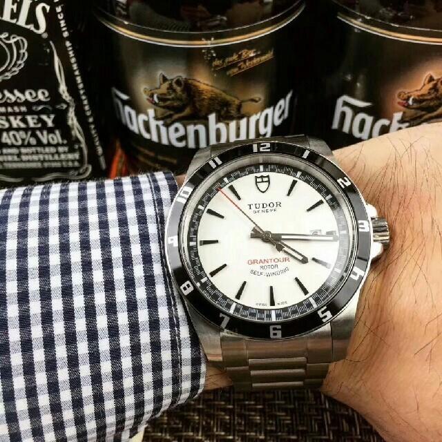 ロレックス プリンス / TUDOR チュードル メンズファッション レザーベルト 自動巻き 腕時計 の通販 by じゃあう's shop|ラクマ