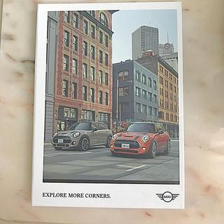 ビーエムダブリュー(BMW)のミニクーパー メモ張&付箋(ノート/メモ帳/ふせん)