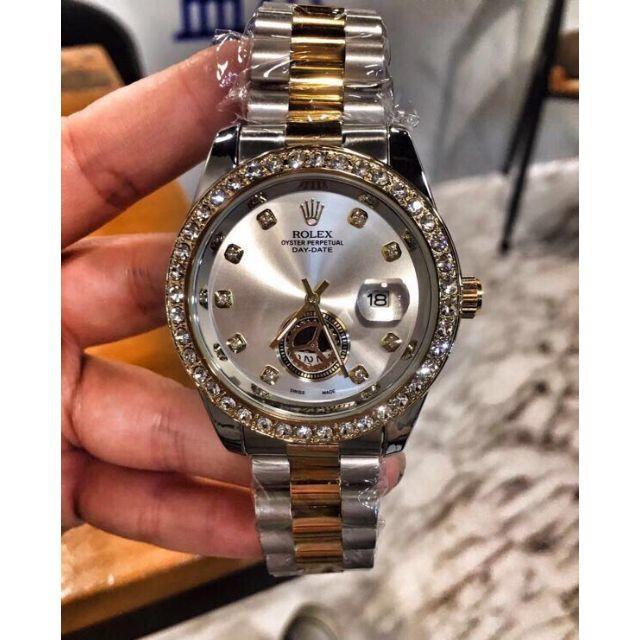 ROLEX - ROLEX 腕時計  の通販 by サイトウ's shop|ロレックスならラクマ