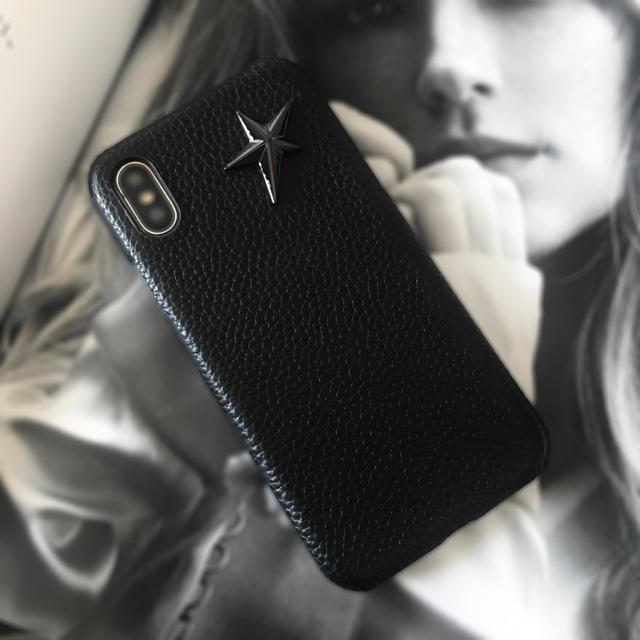 グッチ iPhoneXS ケース 革製 / Fantastic Star☆本革iPhoneカバーケースenchantedLAの通販 by heavenly's shop|ラクマ