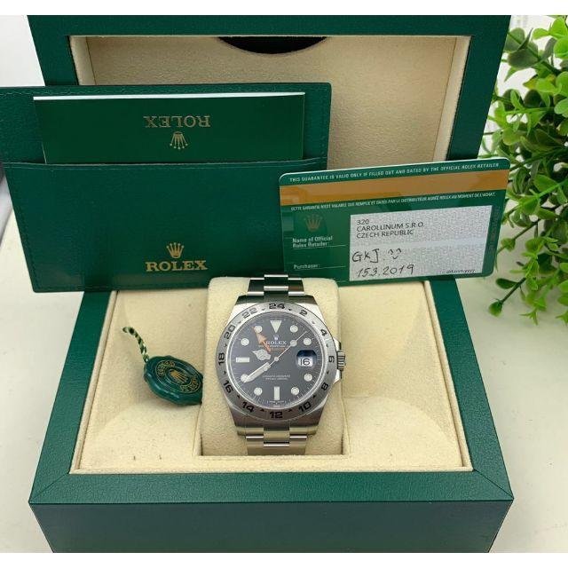ROLEX - ROLEX 腕時計の通販 by サイトウ's shop|ロレックスならラクマ