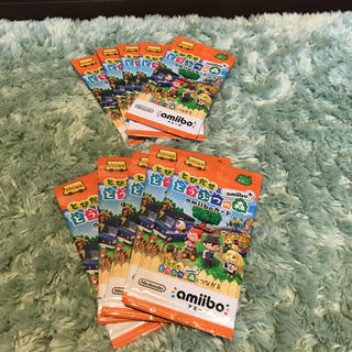 ニンテンドー3DS(ニンテンドー3DS)のamiiboカード+ どうぶつの森 アミーボカード(シングルカード)